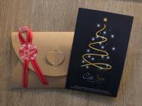 Les bons cadeaux spécial Noël sont arrivés chez Côte & Spa !!