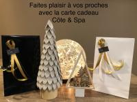 Les fêtes de Noël approchent très vite : Rendez-vous chez Côte & Spa