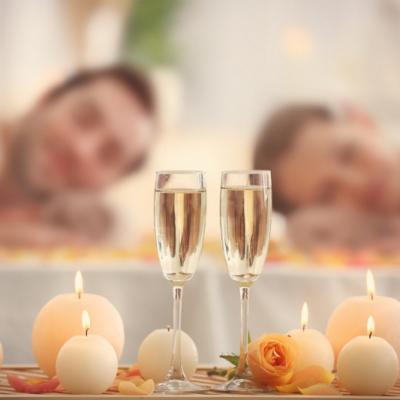 Spa Luxe (Spa, massage, boissons, mignardises)